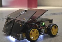 Desarrollan en el IPN asistente robótico para personas con discapacidad motriz