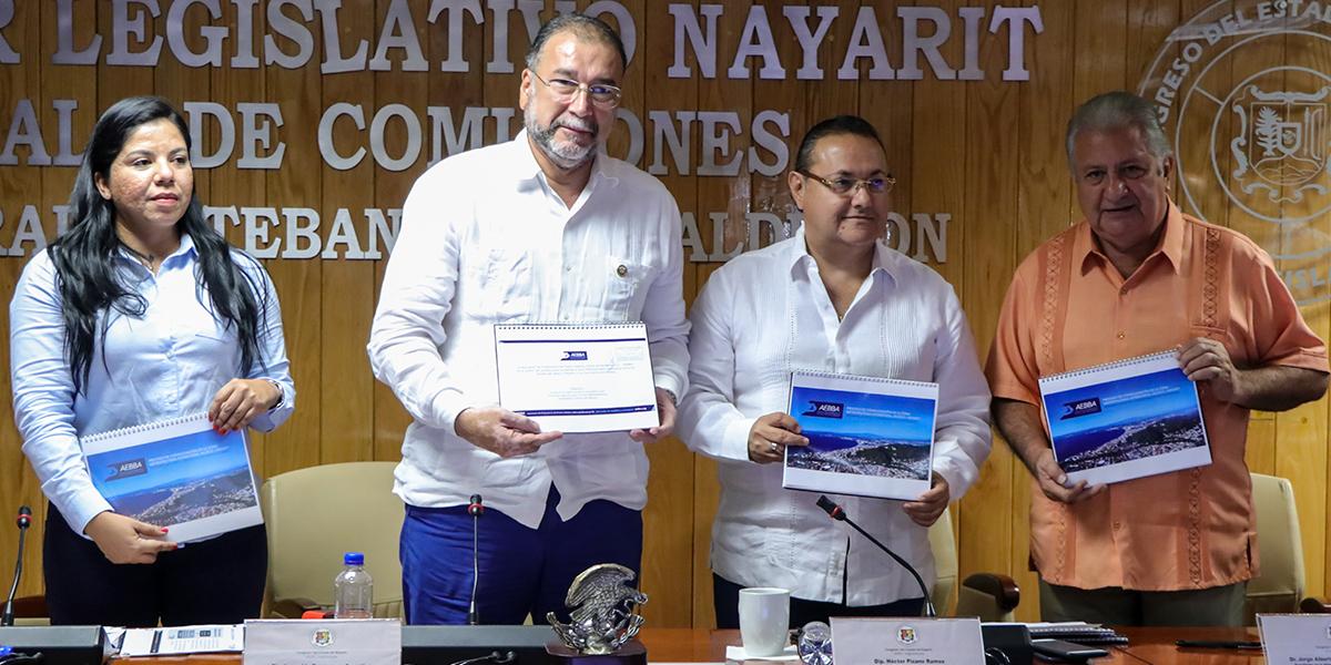 Instala Congreso mesa de trabajo para la Zona Metropolitana Nayarit-Jalisco