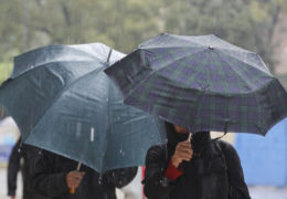 Se pronostican intensas lluvias en estos estados