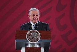 Presidente destaca sanas relaciones bilaterales con EUA; flujo migratorio alcanza reducción del 58.7%