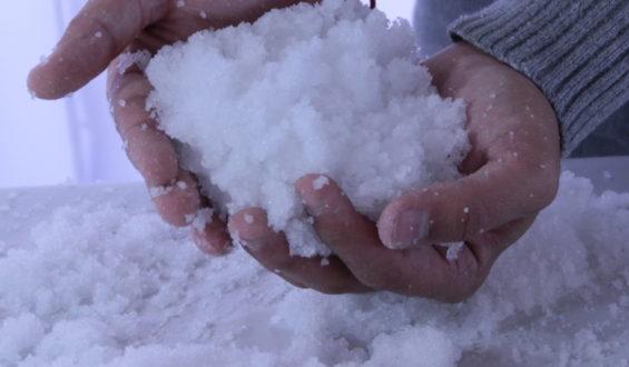 Probarán nieve artificial en Tokyo para usar en juegos olímpicos 2020
