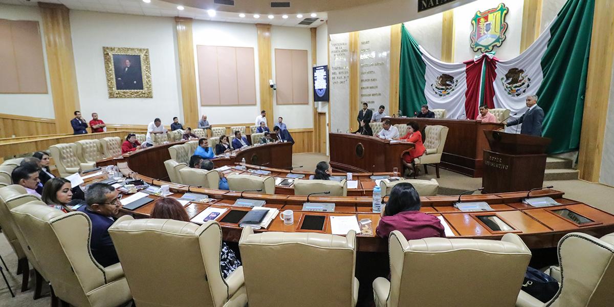 Amplía Congreso convocatoria para elegir presidente del Instituto de Justicia Laboral Burocrática