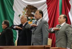 Conmemora Congreso el 195 aniversario de la federación de Chiapas