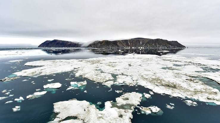 Descubren cinco nuevas islas en el ártico
