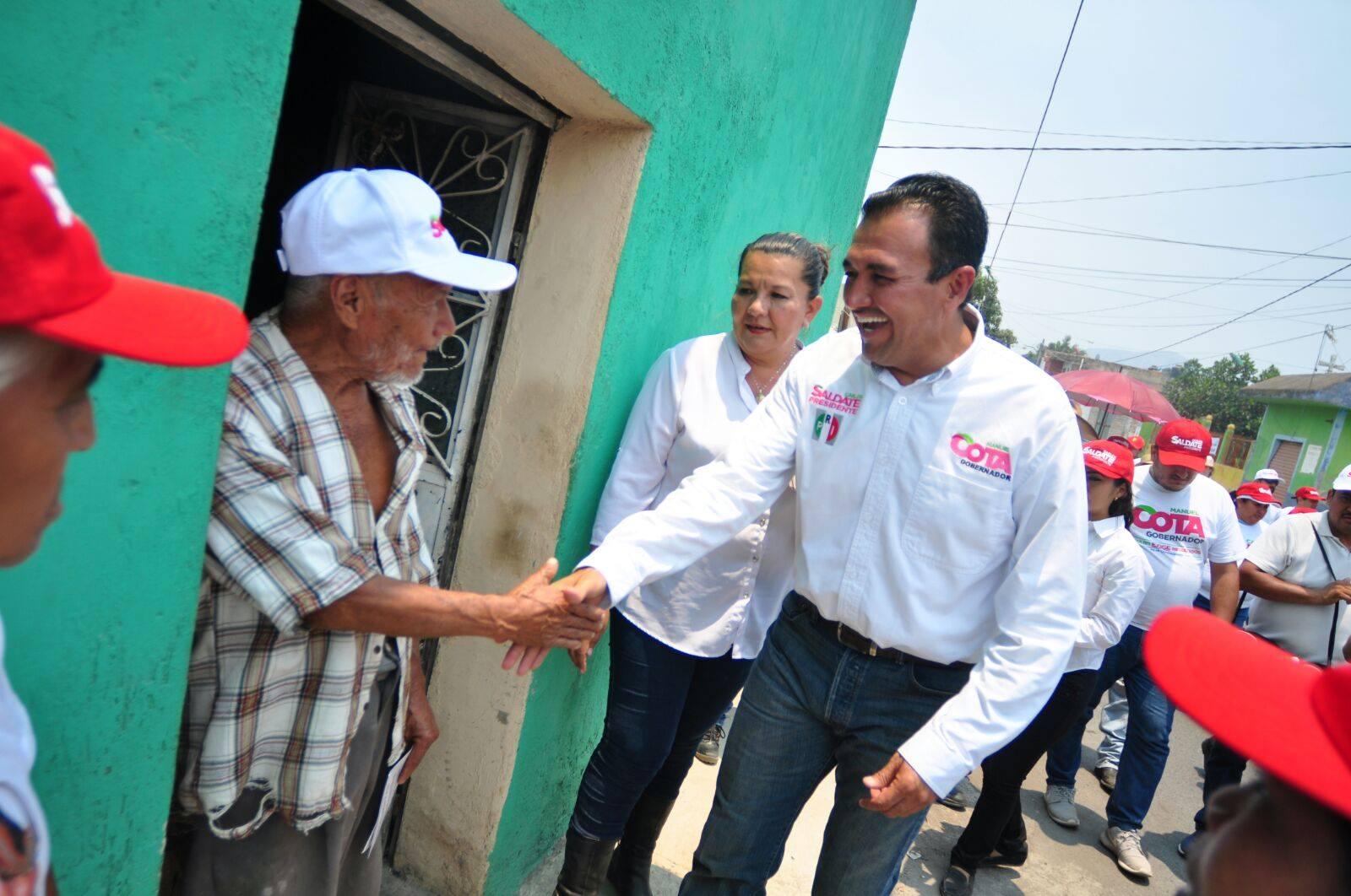 Detienen a Carlos Saldate por vínculos con Veytia
