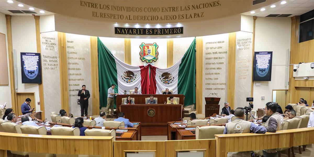 Dictamina Congreso la no ratificación de cinco magistrados del Poder Judicial