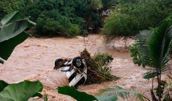 Oaxaca solicita declaratoria de desastre en 122 municipios