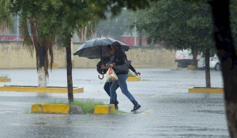 Persisten lluvias fuertes en estos estados