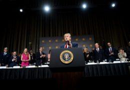 Comienzan las audiencias públicas del proceso contra Trump