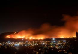 Nuevo incendio en California quema 3,600 hectáreas