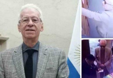 Suspenden a embajador mexicano señalado de robar libro en Argentina