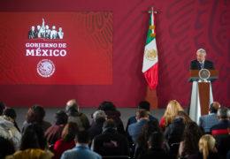Descarta López Obrador subir impuestos para combatir obesidad