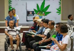 Esta clínica combina cannabis y medicina tradicional