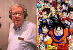 Fallece el narrador de Dragon Ball a los 87 años