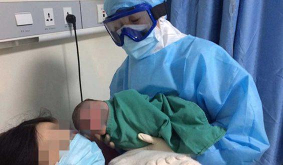Diagnostican a recién nacido con coronavirus