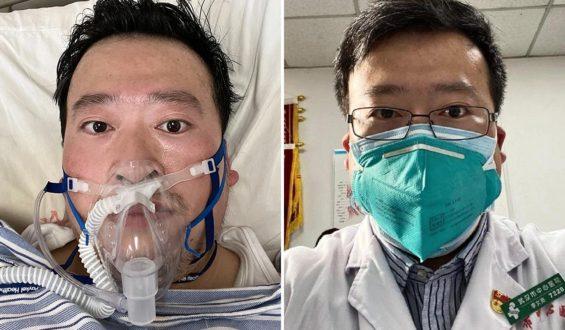 Muere médico chino que alertó sobre nuevo coronavirus