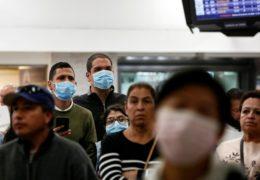 Coronavirus en México duraría al menos 12 semanas Salud