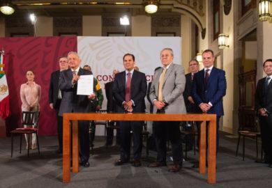 Se firma convenio con hospitales privados para combatir coronavirus