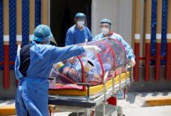 Aumenta cifra de contagios de COVID-19 en seis estados