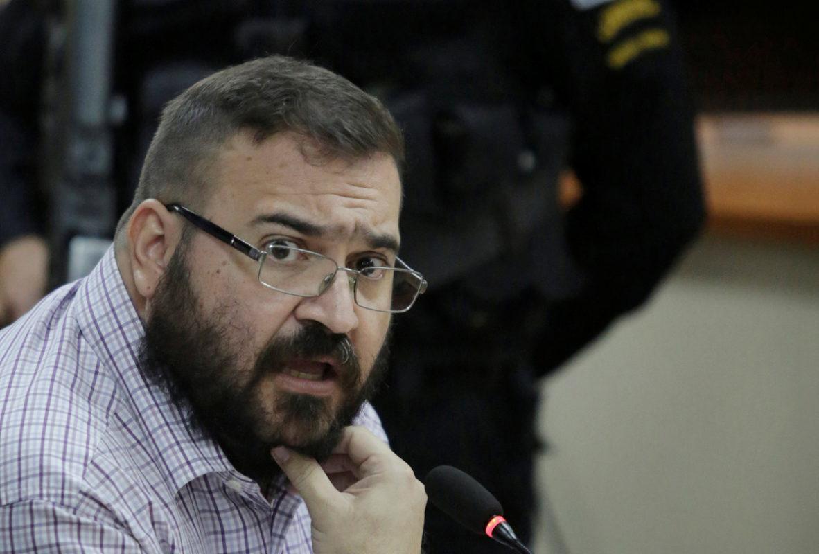 Confirman a Javier Duarte sentencia de 9 años en prisión