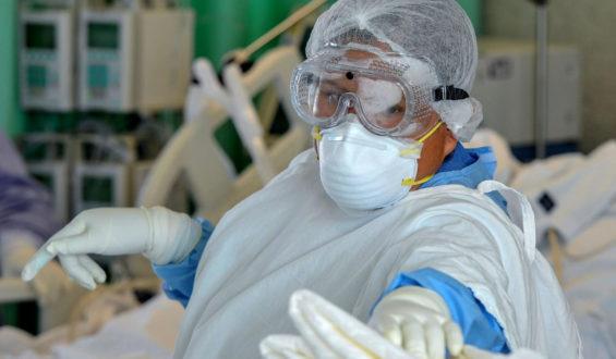 Enfermeras y enfermeros, de los más afectados por COVID-19 en México