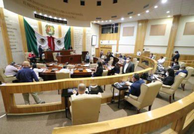 Aprueba Congreso reformas y sesiones virtuales al clausurar período ordinario