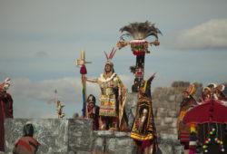 Hacen ritual al dios del Sol en Perú rogando fin del coronavirus