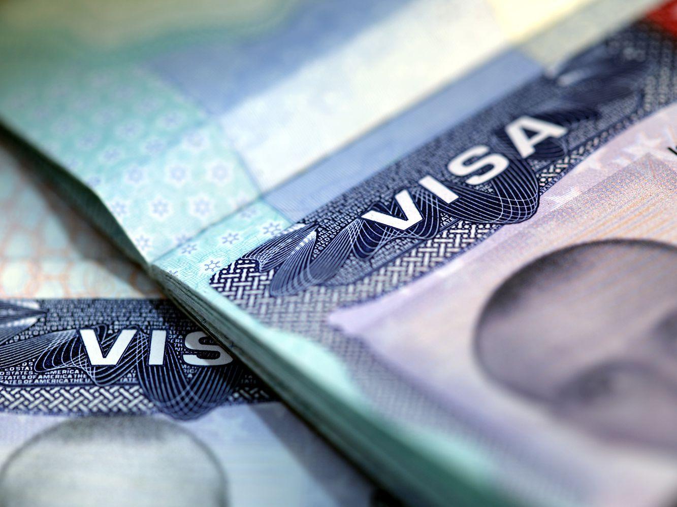 No se concederán más visas laborales en Estados Unidos