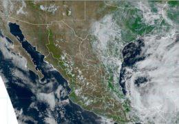 Tormenta Cristóbal provocará lluvias torrenciales en el sureste