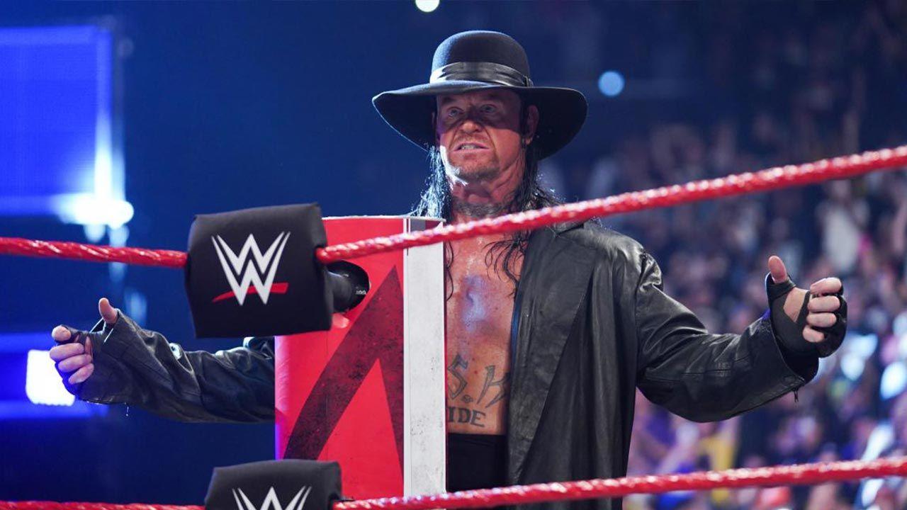 «Undertaker» anuncia su retiro de la lucha libre
