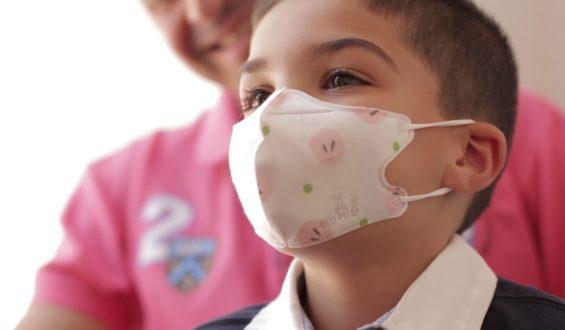 Más de 6 mil niños se han contagiado de coronavirus en México