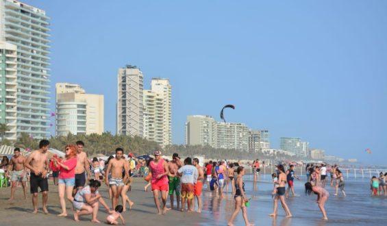 Cae 41.2% el turismo en México en primer semestre