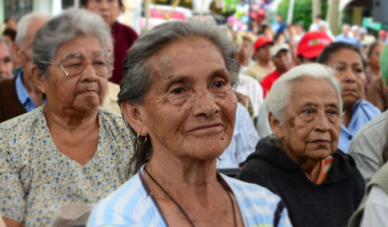 Concluye operativo de pago de Pensión para Adultos Mayores