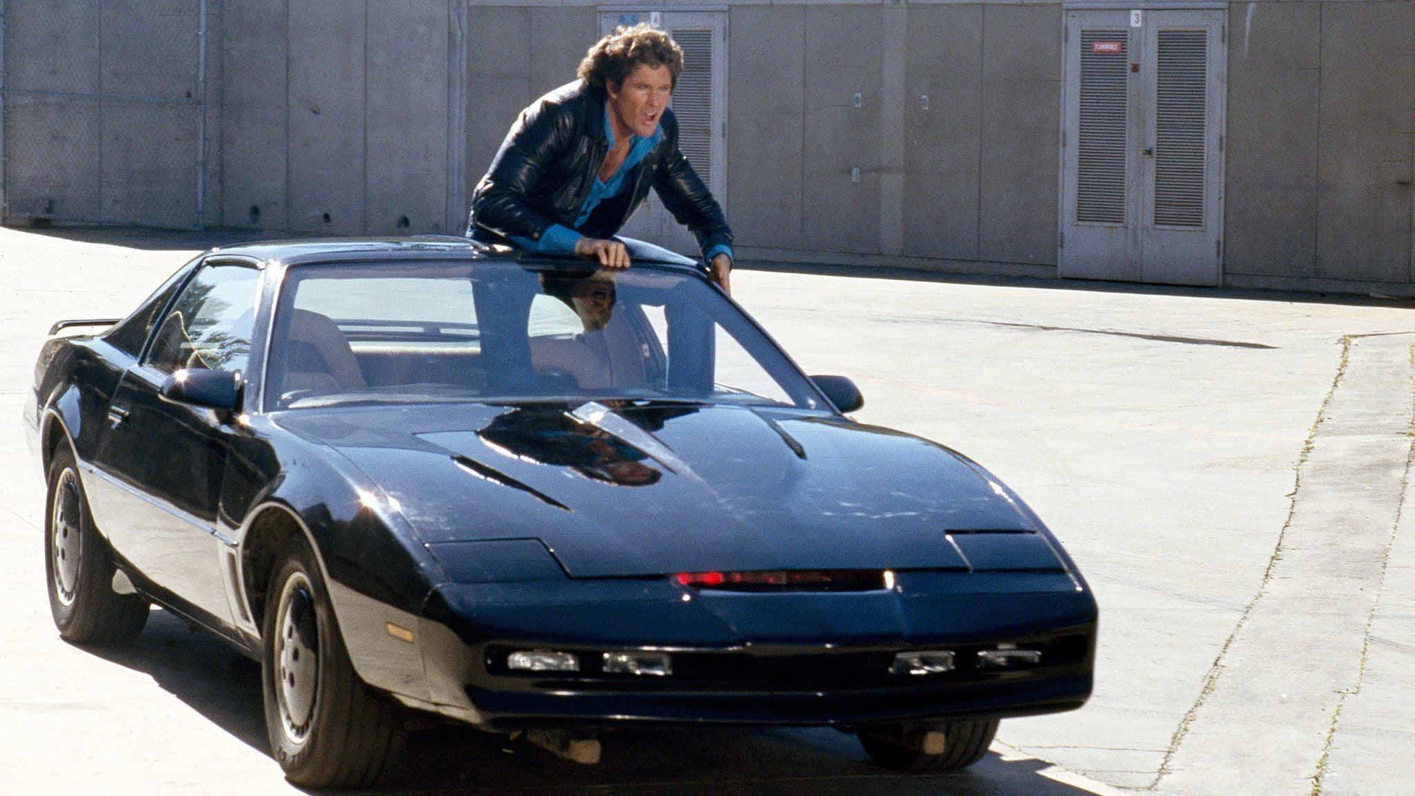 Preparan el remake de «El Auto Fantástico»