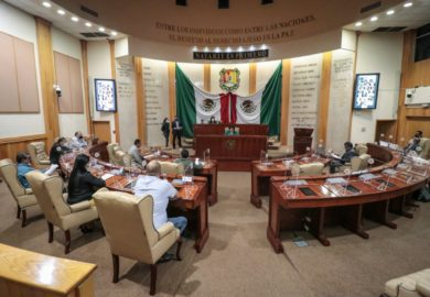 Elige Congreso magistrados del Tribunal de Justicia Administrativa