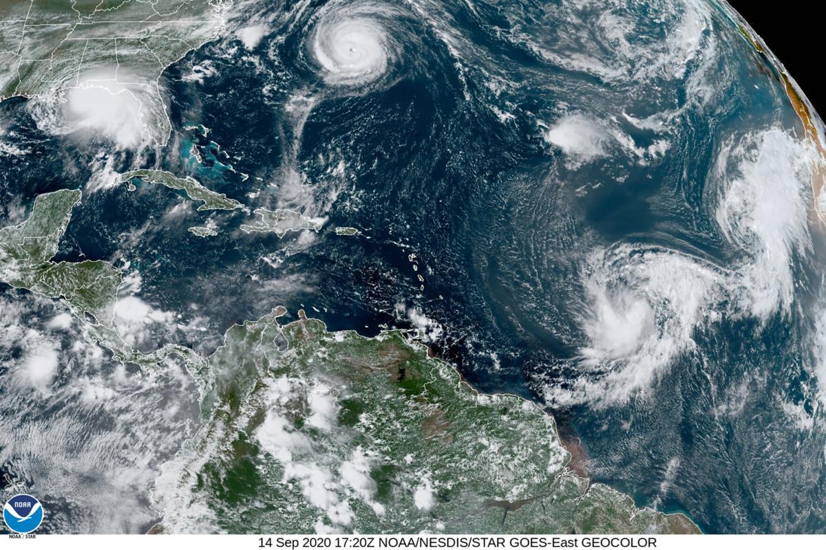 Se agotan nombres para huracanes debido a exceso de tormentas