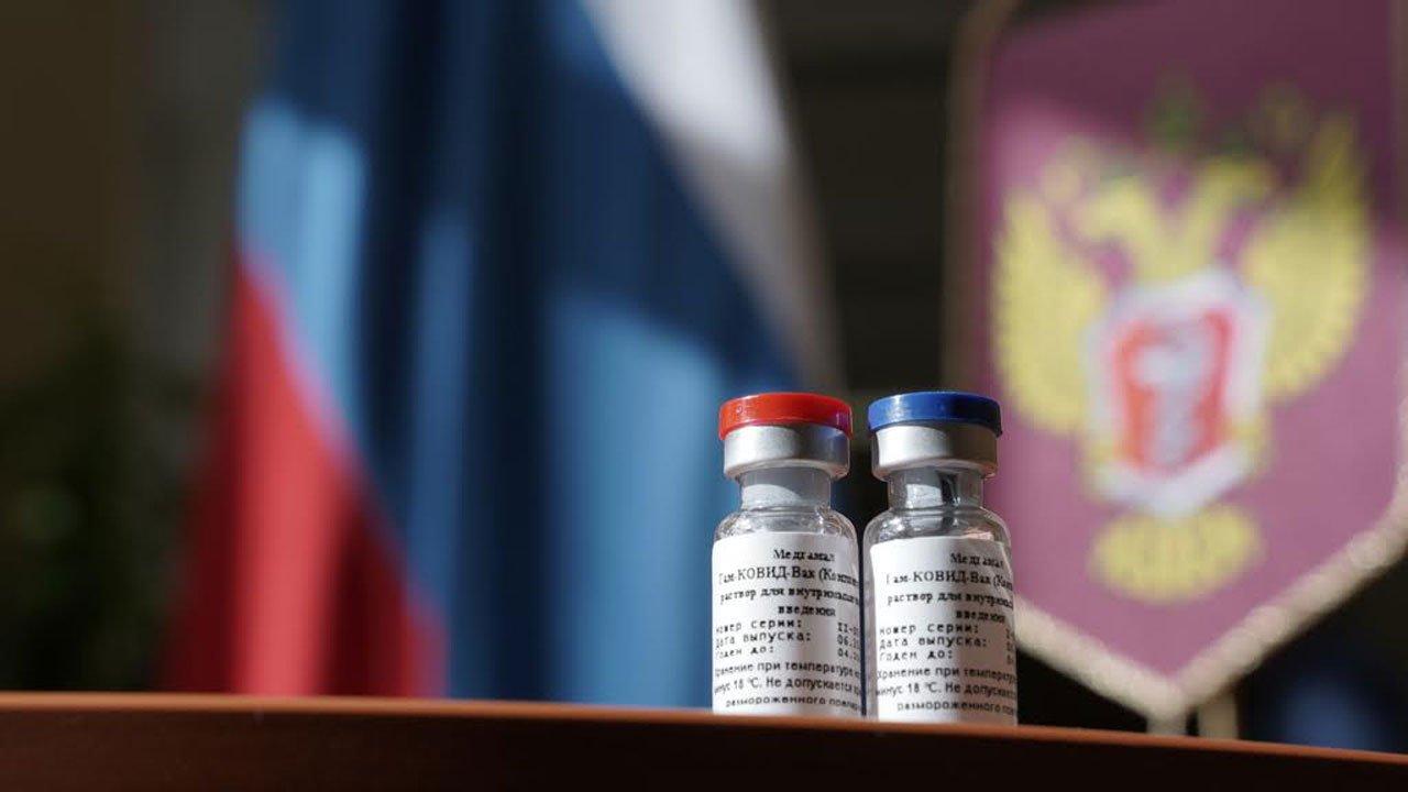 Vacuna rusa contra covid, ya disponible